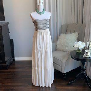 Beautiful summer long float  dress